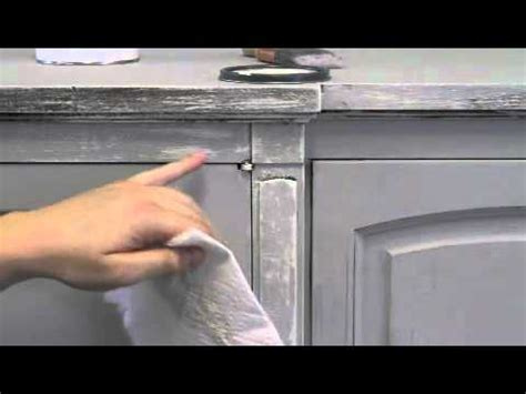 chalk paint effects brushing tutorial chalk paint how to paint