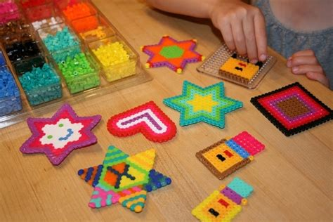 cool things to make with perler 16 crafts you loved as a kid