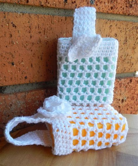 knitted soap holder pattern 300 best images about crochet items on free