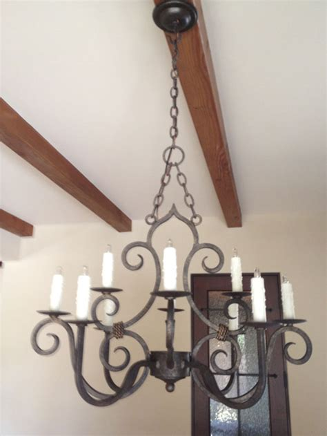 rustic lighting fixtures chandeliers san miguel chandelier rustic kitchen lighting forja