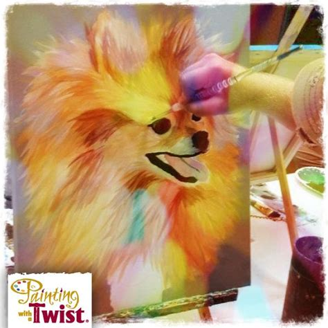 painting with a twist paint your pet 2016 28 best images about pwat paint your pet on