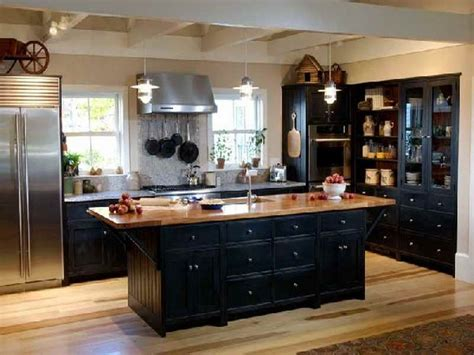 black oak kitchen cabinets black kitchen cabinets hometutu