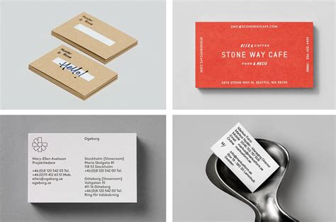 The Best Business Card Designs No 8 Bp O