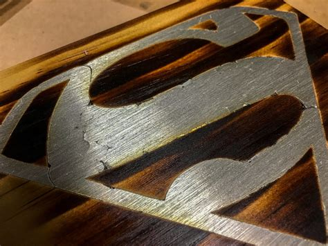 Solder Inlay In Wood For Woodworking Projects