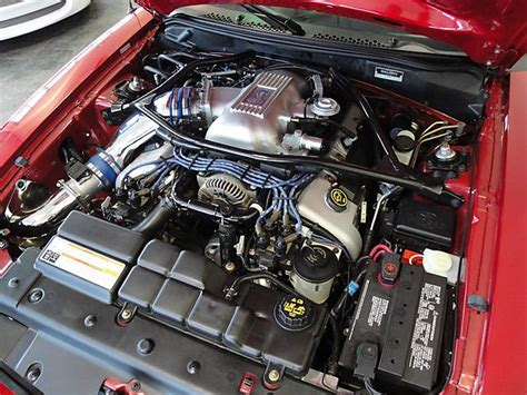 1996 Cobra Engine by Laser 1996 Saleen S281 Cobra Ford Mustang Convertible