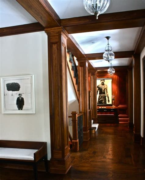 woodwork in home wood trim for house house tours