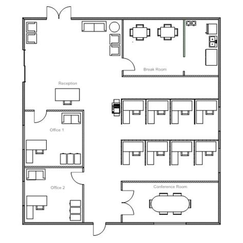 small office floor plan small office floor plans 171 home plans home design