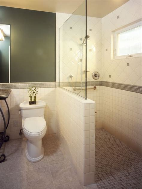 showers in small bathrooms pros and cons of a walk in shower
