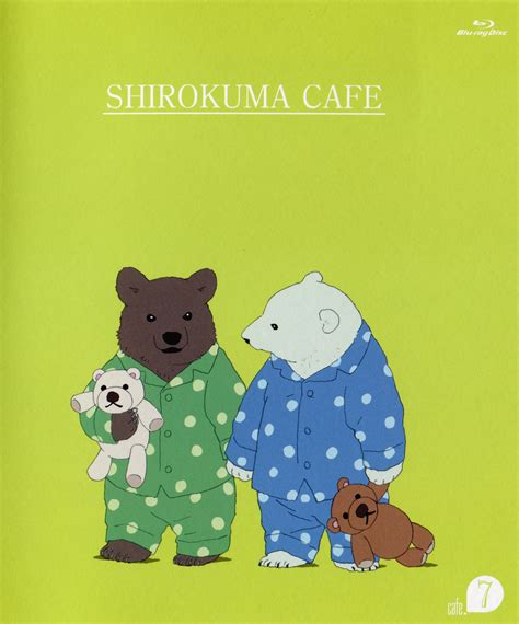 shirokuma cafe shirokuma cafe shirokuma grizzly minitokyo