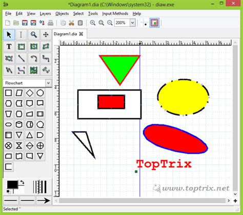 best program to draw free diagram flow chart drawing software toptrix