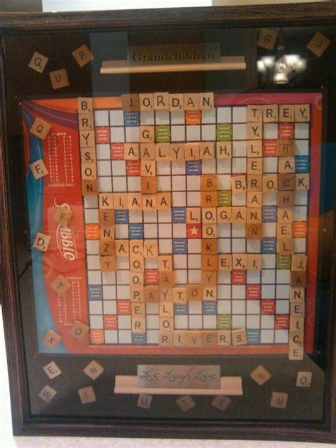 ya in scrabble 1000 images about scrabble board crafts on