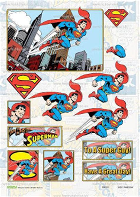 comic decoupage paper foil play updates dc comics die cut and step by step