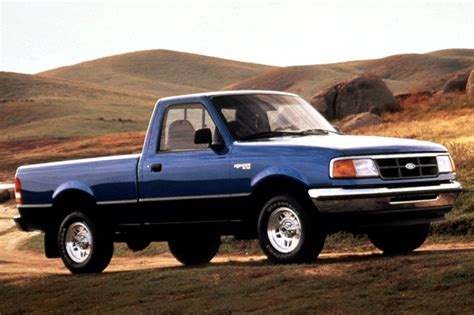 1993 Ford Ranger by 1993 97 Ford Ranger Consumer Guide Auto