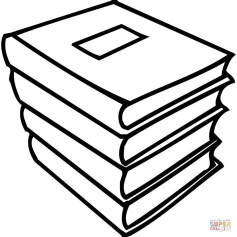 pictures of coloring books a pile of books coloring page free printable coloring pages