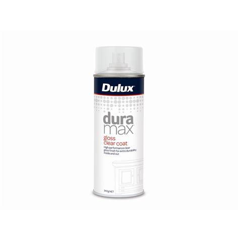 spray painter bunnings dulux duramax 325g gloss clear spray paint bunnings