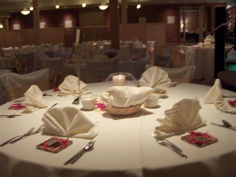 banquet table setup banquet room lounge patio