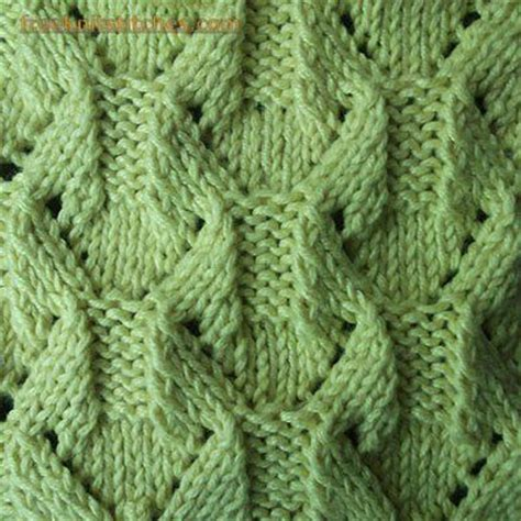 knitting shapes 1000 images about knit stitch patterns on