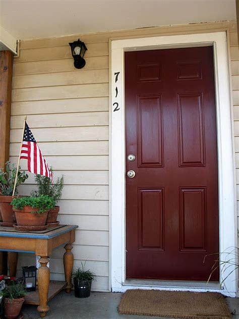Quot Chipotle Paste Quot Behr Paint For New Door Color Colorful