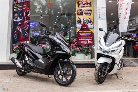 Xe Pcx 2018 by Chi Tiết Honda Pcx 2018 Mới B 225 N Tại Việt Nam Xe M 225 Y
