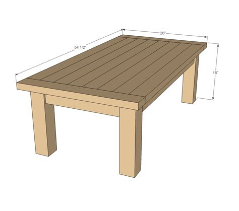 woodwork table designs coffee table woodworking plans woodshop plans