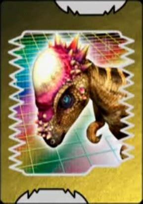 how to make dinosaur king cards image pachycephalosaurus card 1 jpg dinosaur king