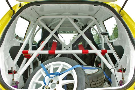 Roll Cage by Roll Cage