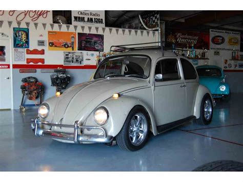 1967 Volkswagen Beetle For Sale by 1967 Volkswagen Beetle For Sale Classiccars Cc 974254