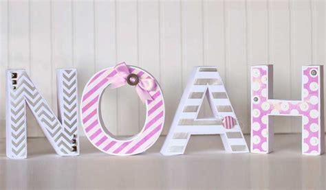 letras de carton decoradas letras de cart 243 n silu