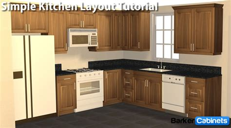 simple kitchen cabinets layout design best plan 187 archive 187 simple l shaped kitchen designs