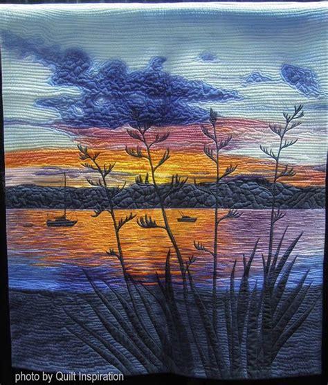 landscape quilt patterns 25 unique landscape quilts ideas on