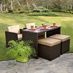 patio dining sets for small spaces patio furniture on patio conversation sets