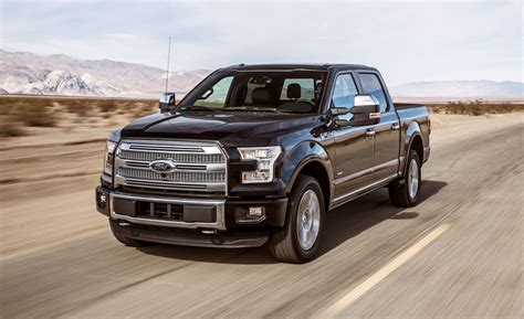 Ford Now Working Overtime to Increase 2015 F-150 ... F 150 2015