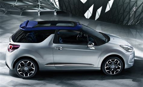 Citroen Ds3 Cabrio by New Citroen Ds3 Cabrio Previewed Ahead Of 2012 Motor