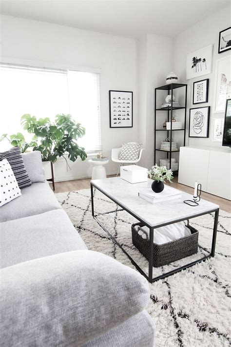 grey and white home decor best 25 white living rooms ideas on living