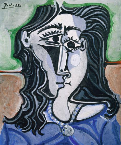 picasso paintings two faces نقاشی های پابلو پیکاسو