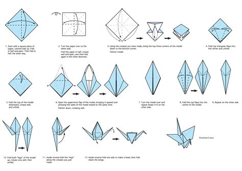 how to build an origami crane my chicago botanic garden tag archive origami