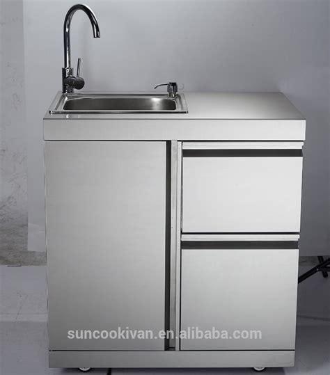 outdoor kitchen sink cabinet stainless steel outdoor sink cabinet with stainless steel