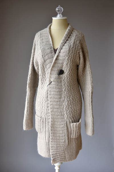 Knit Cardigan Patterns Sweater Jacket