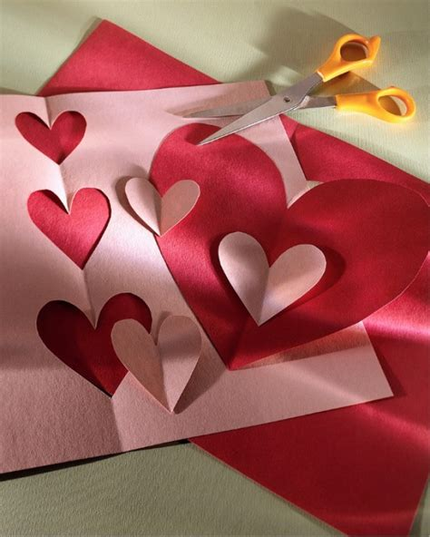 valentines day arts and crafts for valentines day and crafts 2016