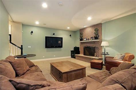 paint colors for the basement paint color ideas for basement family room basement family