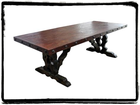 mesquite dining room table rustic dining room tables mexican rustic furniture and