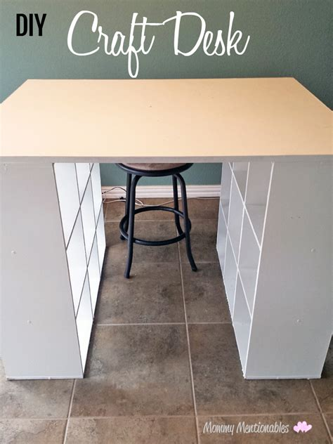 diy craft table 8 craft room ideas that will your mind