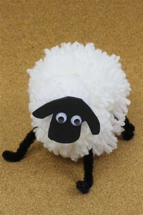 sheep craft for 10 shaun the sheep crafts for