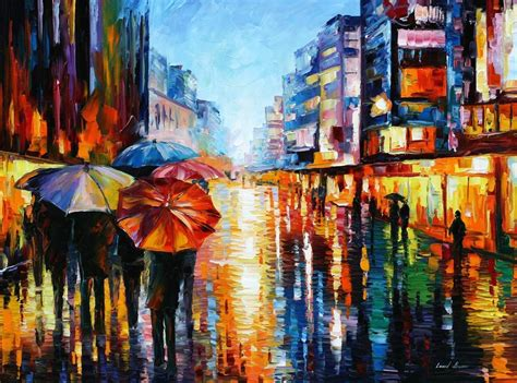 paint nite canvas size wailing wall palette knife painting on canvas by
