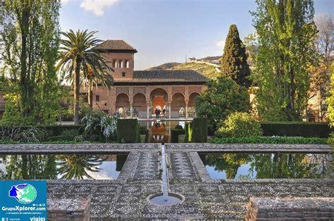 entradas visita alhambra compra entradas para visita guiada alhambra