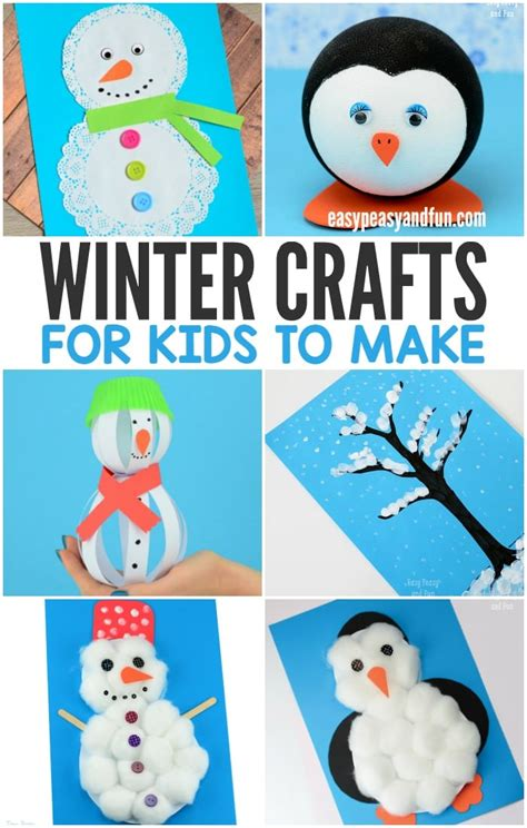 winter crafts for to make easy winter crafts for to make easy peasy and