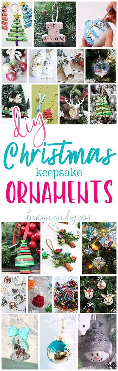 easy tree ornaments to make the best diy tree ornaments to make easy