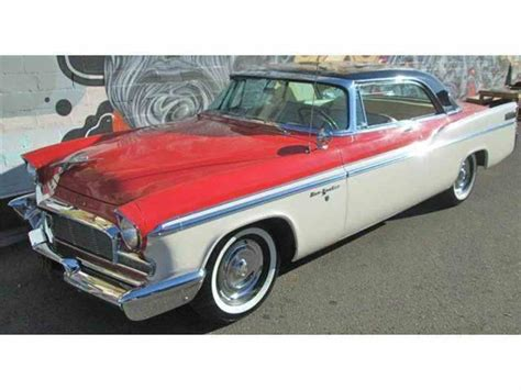 1956 Chrysler For Sale by 1956 Chrysler New Yorker For Sale Classiccars Cc