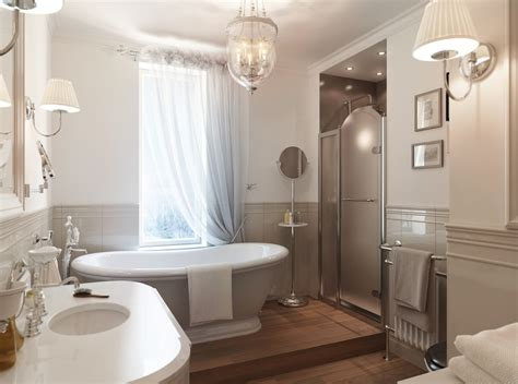 small traditional bathroom ideas st petersburg apartment with a traditional twist