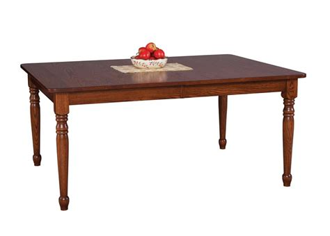 amish dining room tables amish homestead dining room table